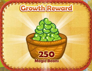 farm heroes magic beans