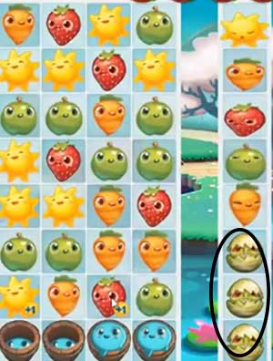 Farm Heroes level 227