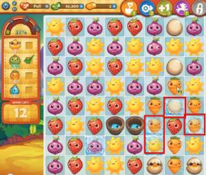 Farm Heroes level 167