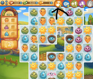 Farm Heroes level 125