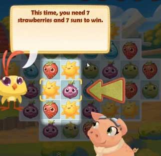 Farm Heroes level 2