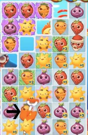 Farm Heroes level 308