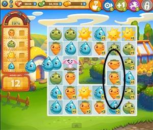 Farm Heroes level 117