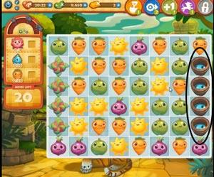 Farm Heroes level 207