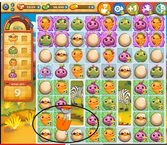 Farm Heroes level 149