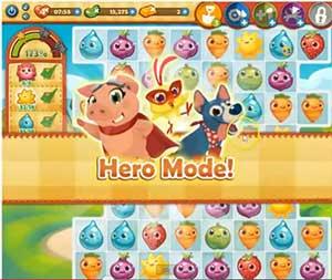 Farm Heroes level 18