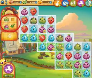 Farm Heroes level 105
