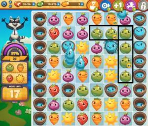 Farm Heroes level 196