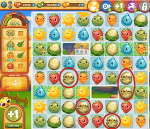 Farm Heroes level 124
