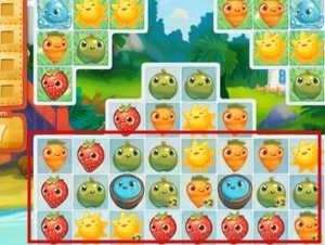 Farm Heroes level 186