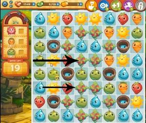 Farm Heroes level 208