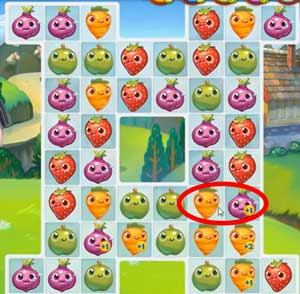 Farm Heroes level 45