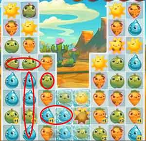 Farm Heroes level 91