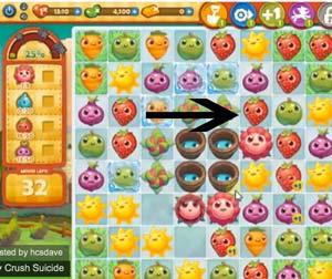 Farm Heroes level 106