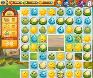 Farm Heroes level 107