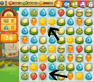 Farm Heroes level 109