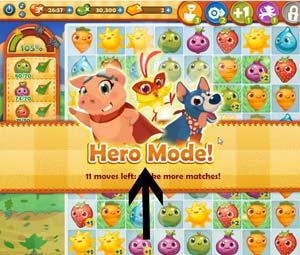 Farm Heroes level 135