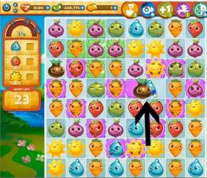 Farm Heroes level 199