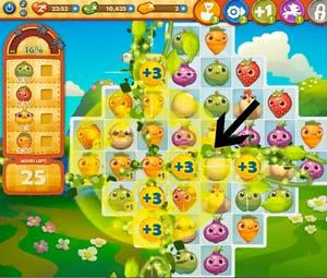 Farm Heroes level 200