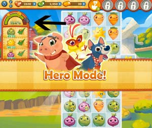 Farm Heroes level 6