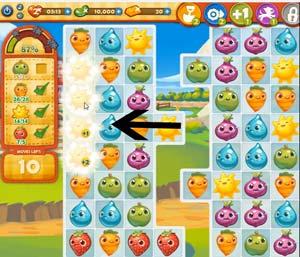 Farm Heroes level 9