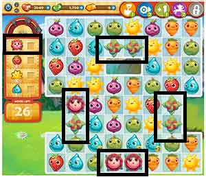 Farm Heroes level 55