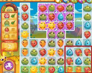 Farm Heroes level 155