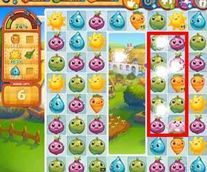 Farm Heroes level 128