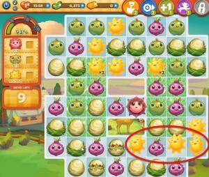 Farm Heroes level 104
