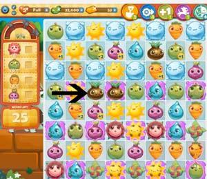 Farm Heroes level 351