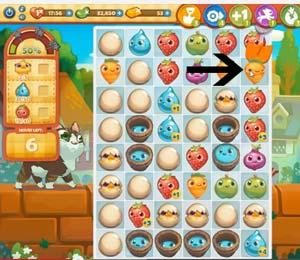 Farm Heroes level 350