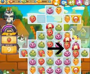 Farm Heroes level 352