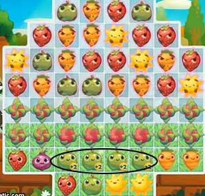 Farm Heroes level 354