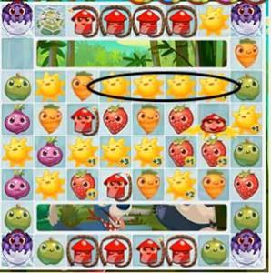 Farm Heroes level 358