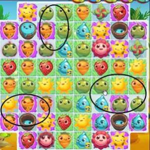 Farm Heroes level 400