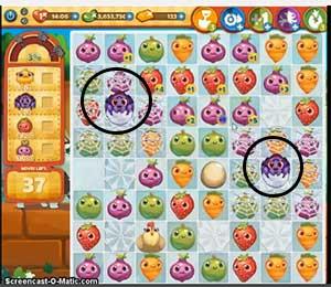 Farm Heroes level 345