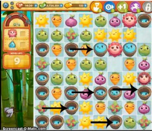 Farm Heroes level 366