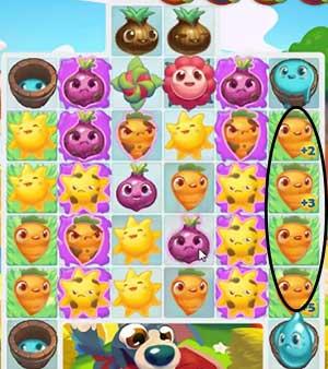 Farm Heroes level 422