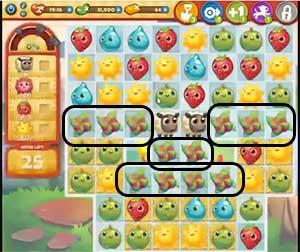 Farm Heroes level 434