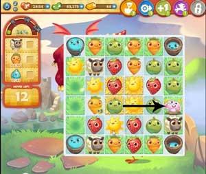 Farm Heroes level 444
