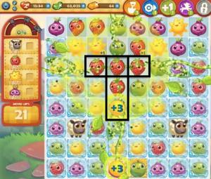Farm Heroes level 445
