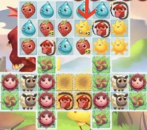 Farm Heroes level 435