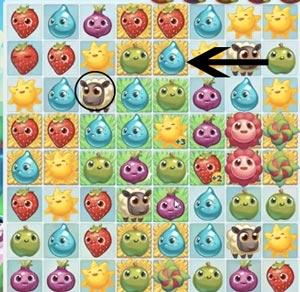 Farm Heroes level 446