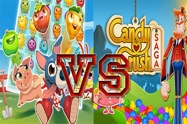 farm heroes saga vs candy crush saga