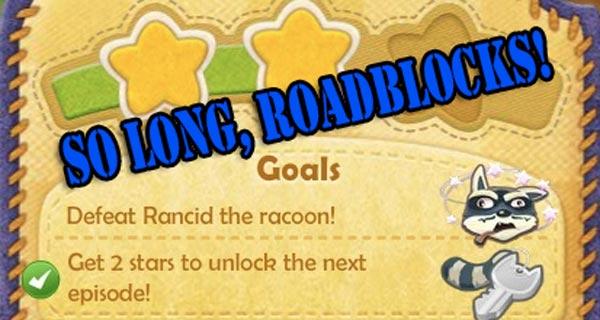 Rancid the raccoon's keys