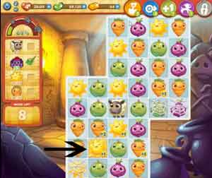 Farm Heroes level 466