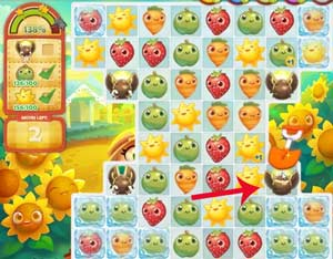 Farm Heroes level 514