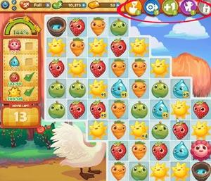 Farm Heroes level 379