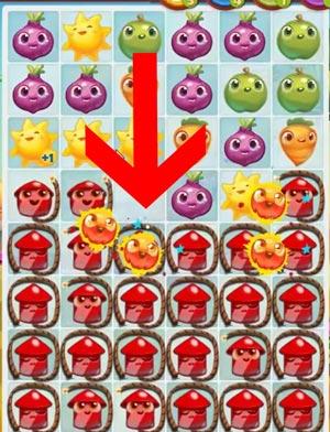 Farm Heroes level 390