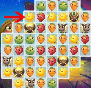 Farm Heroes level 497